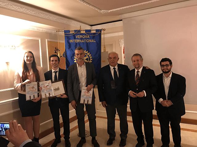 """Seminario Rotary """"L'importanza della voce"""", 2018"""