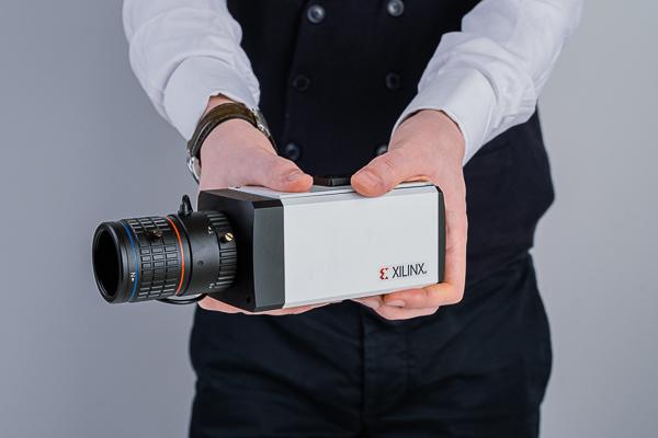 smart camera plus Xilinx