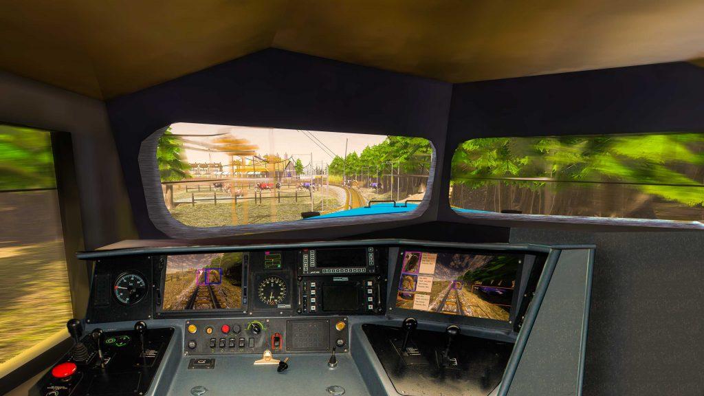 Cabin Train ALOE