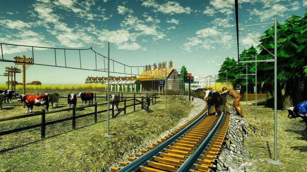 Virtual Cows