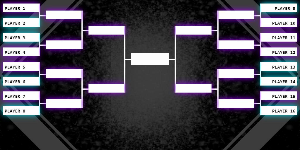 Tournament Bracket - Main Page