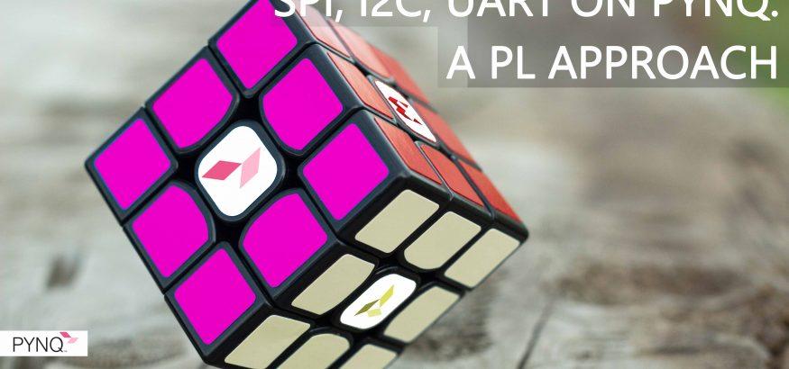 rubic cube pynq