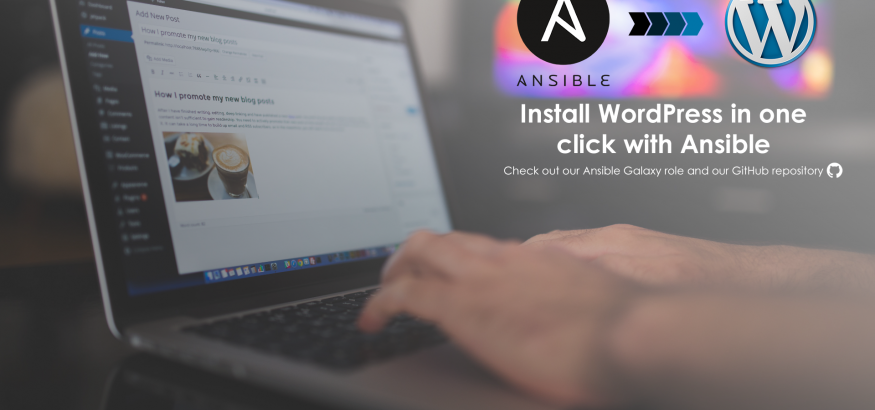 OneClick Ansible installation